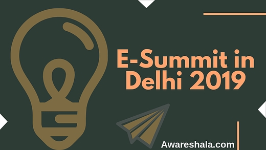 E-Summit in Delhi 2019