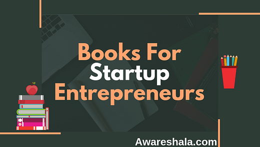 Best Books For Startup Entrepreneurs 2019